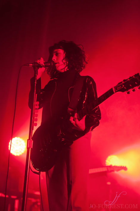 Pale Waves, Manchester, O2 Ritz, review, Jo Forrest, Graham Finney