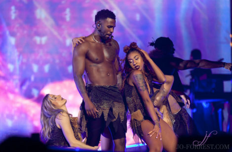 Jason Derulo, First Direct Arena, Review, Jo Forrest, Leeds