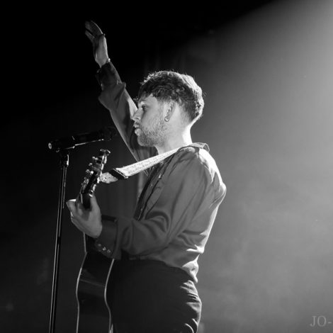 Tom Grennan, Review, Manchester, O2 Ritz, Jo Forrest