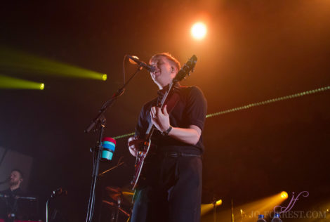 George Ezra, Liverpool, Mountford Hall, Jo Forrest, Review