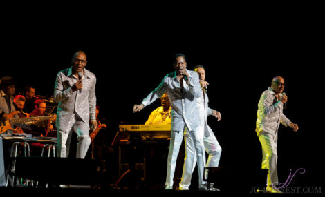 The Four Tops, Leeds, First Direct Arena, Jo Forrest, Review, Music