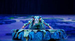 Cirque du Soleil, Totem, Jo Forrest, Royal Albert Hall, London