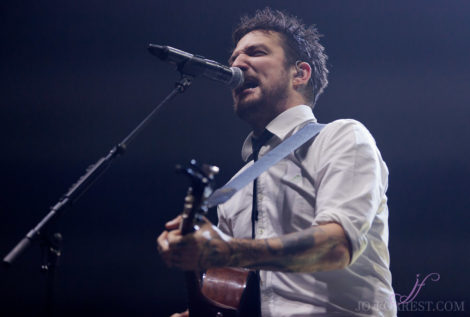 Frank Turner, Jo Forrest, review, Leeds, First Direct Arena