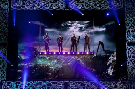 Boyzone, Leeds, Jo Forrest, Review, First Direct Arena