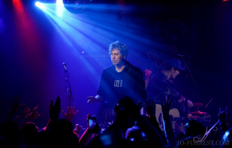 Busted, Brudenell Club, Leeds, Jo Forrest, Review,