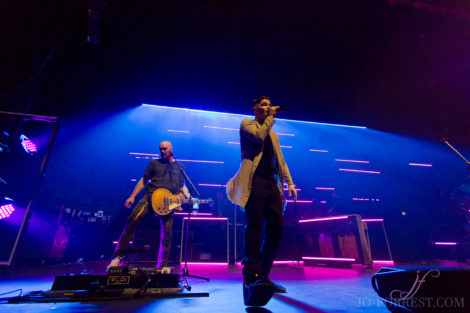 The Script, Halifax, Jo Forrest, Review, Music