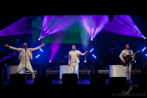 Re Take That, York, Music, Tribute, Jo Forrest, Review