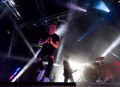 Papa Roach, Leeds, Jo Forrest, Review, Music, Photography