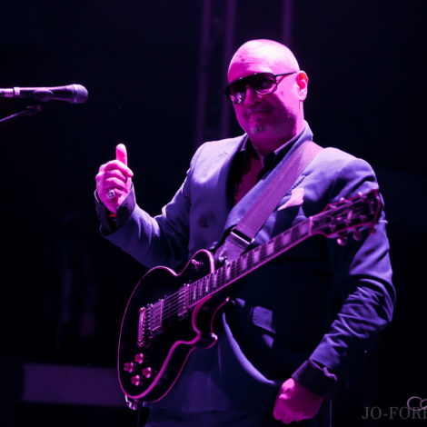 Fun Lovin Criminals, Leeds, O2 Academy, Jo Forrest, review