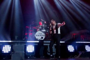 The Vamps, Music, Harrogate, Jo Forrest, Review