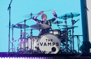 The Vamps, Music, Harrogate, Jo Forrest, Review
