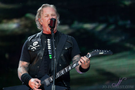 Metallica, Etihad Stadium, Music, Jo Forrest, Review