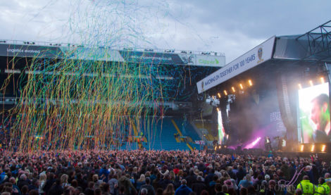 Kaiser Chiefs, Elland road, Leeds, Music, Jo Forrest, Review