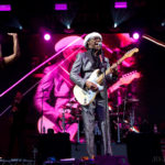 Nile Rogers, Music, Jo Forrest, Haydock Racecourse,  Review