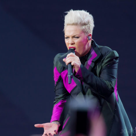 Pink, Anfield Stadium, Music, Liverpool, Jo Forrest, Review