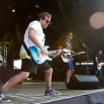Busted, York Racecourse, Jo Forrest, Review, Music,