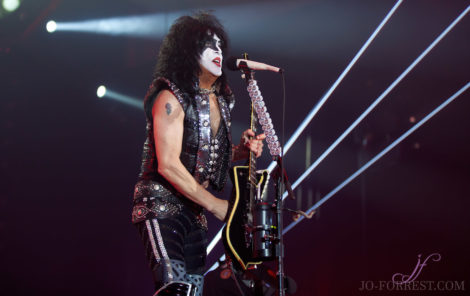 KiSS, Utilita Arena, Newcastle, Music, Review, Jo Forrest