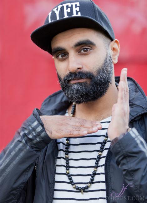 Tez Ilyas, Comedy, Leeds festival, Jo Forrest, Review, Bramham Park, Photography