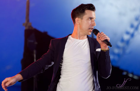 Russell Kane, Leeds, Festival, Jo Forrest, Review, Comedy Photographer