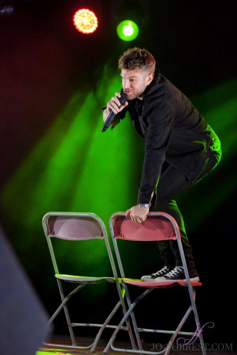 Joel Dommett, Comedy, Leeds, Festival, Jo Forrest, Review