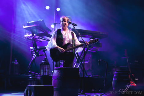 Chris De Burgh, Music, York Barbican, Jo Forrest, review,