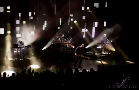 OMD, York Barbican, Jo Forrest, Review, Music, Photography