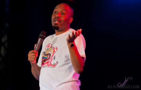 Dane Baptiste, Leeds Festival, Bramham Park, Review, Comedy, Jo Forrest