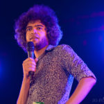 Masud Milas, Comedy, Leeds festival, Jo Forrest, Review, Bramham Park, Photography