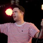 Ed Gamble, Comedy, Leeds festival, Jo Forrest, Review, Bramham Park, Photography