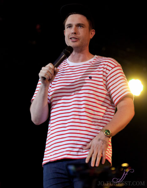 Ed Gamble, Comedy, Leeds festival, Jo Forrest, Review, Bramham Park, Photography