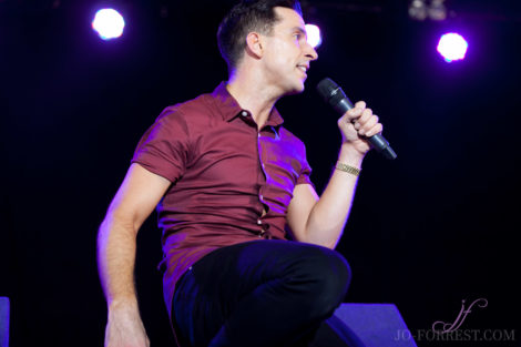 Russell Kane, Comedy, Leeds festival, Jo Forrest, Review, Bramham Park, Photography