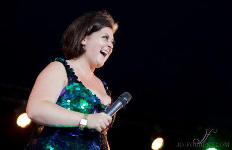 Kiri Pritchard-McLean, Comedy, Leeds festival, Jo Forrest, Review, Bramham Park, Photography