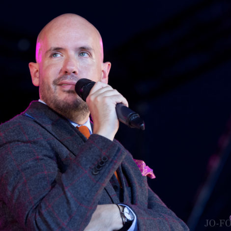 Tom Allen, Comedy, Leeds festival, Jo Forrest, Review, Bramham Park, Photography