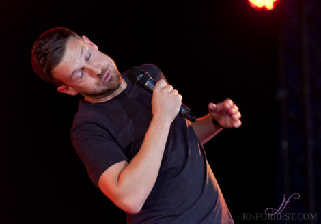 Chris Ramsey, Comedy, Leeds festival, Jo Forrest, Review, Bramham Park, Photography
