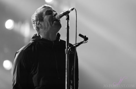 Liam Gallagher, Liverpool, M&S Bank Arena, Jo Forrest, Review, Music, Photography