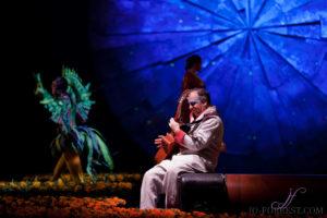 Cirque Du Soleil, Luzia, Circus, Jo Forrest, Review, Royal Albert Hall, London