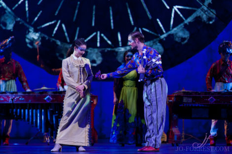 Cirque Du Soleil, Luzia, Circus, Jo Forrest, Review, Royal Albert Hall, London