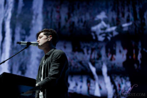 The Script, First Direct Arena, Leeds, Jo Forrest, Review