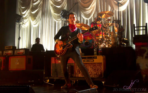 Stereophonics, Music, Review, Jo Forrest, Mountford Hall, Liverpool