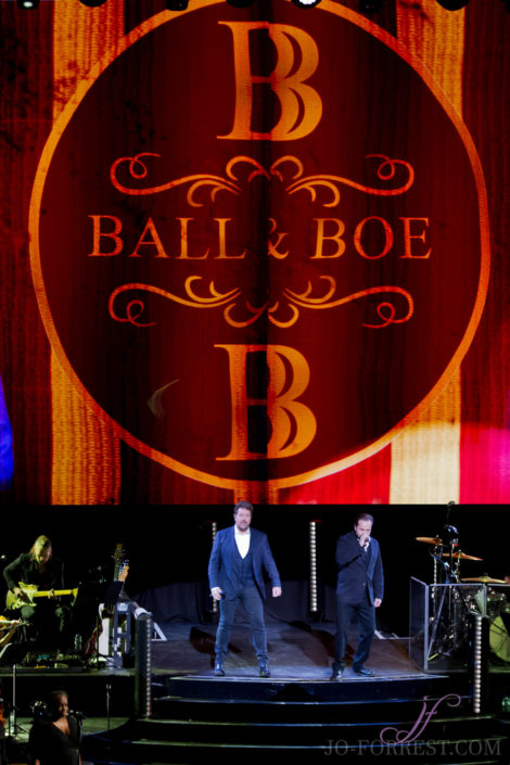 Ball & Boe, Music, Leeds, Jo Forrest, Review, First Direct Arena